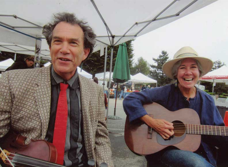 Paul Rangell & Emily Abbink -- Tohono O'odham fiddle tradition