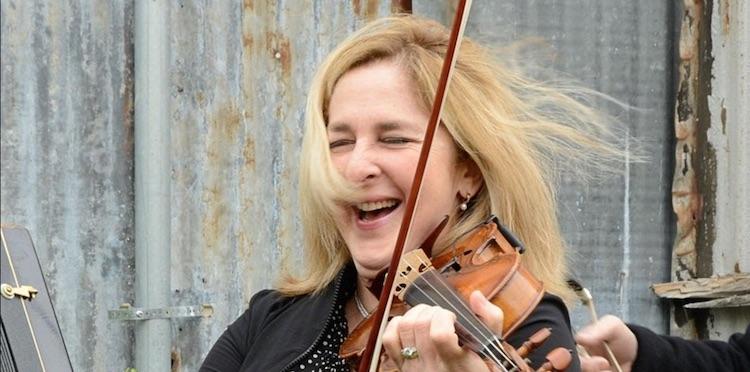 Cookie Segelstein, Klezmer Fiddle Workshop